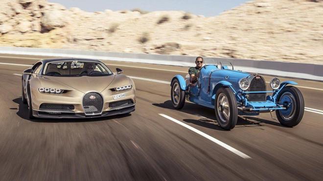 Trước Chiron và Veyron, đây là chiếc xe vĩ đại nhất của Bugatti - Hình 5