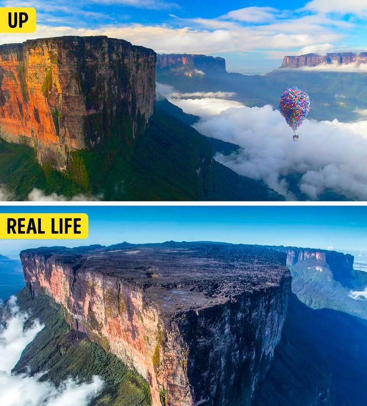 15 địa điểm ngoài đời thực tuyệt đẹp được Hollywood lấy cảm hứng để đưa lên phim - Hình 6