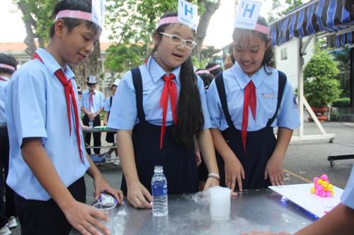 Học sinh hào hứng tiết học với công nghệ 4.0 - Hình 9
