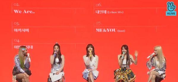 Showcase cuối cùng của EXID dưới trướng Banana Culture: Các thành viên bật khóc khi thể hiện ca khúc tạm biệt người hâm mộ - Hình 12