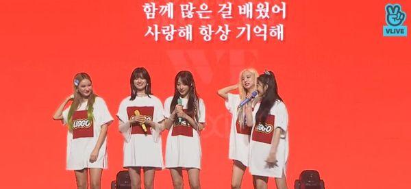Showcase cuối cùng của EXID dưới trướng Banana Culture: Các thành viên bật khóc khi thể hiện ca khúc tạm biệt người hâm mộ - Hình 36