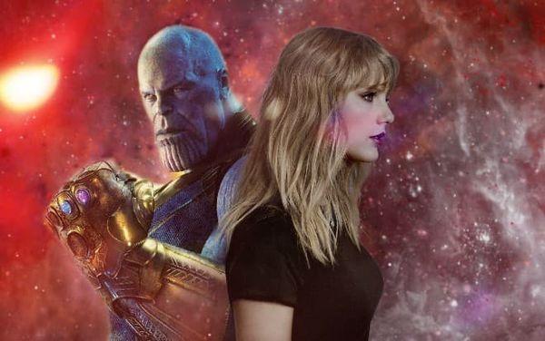 Taylor Swift tỏ tường chuyện không được e-kip Avengers: End Game mời hát OST! - Hình 2