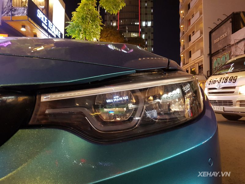 TP.HCM: Bắt gặp BMW M3 với bộ cánh lạ, hiếm, chất dạo đêm trên phố quận Nhất - Hình 2