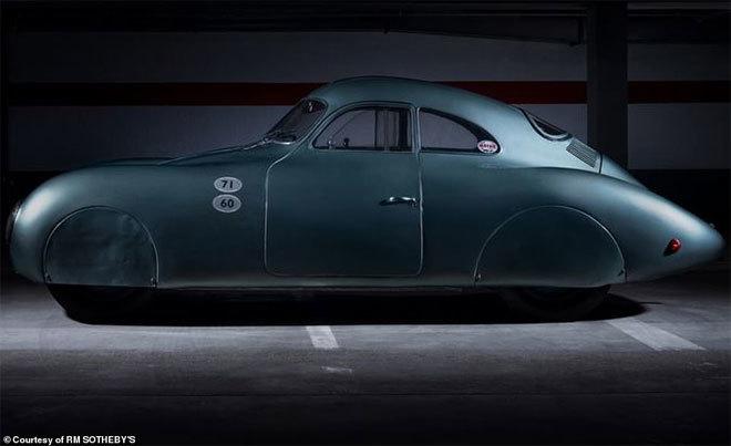 Xe Porsche cổ định giá đắt nhất thế giới: 20 triệu USD - Hình 5
