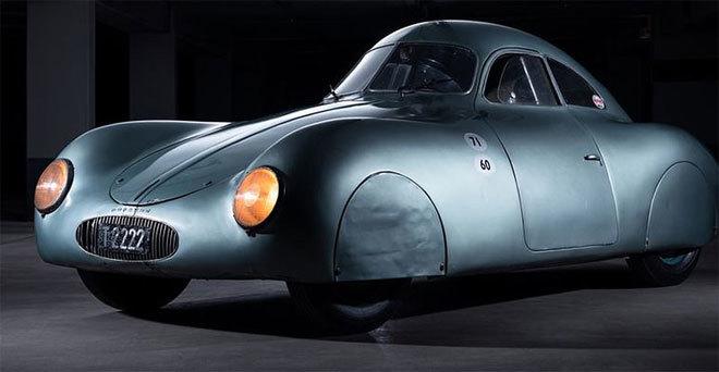 Xe Porsche cổ định giá đắt nhất thế giới: 20 triệu USD - Hình 1