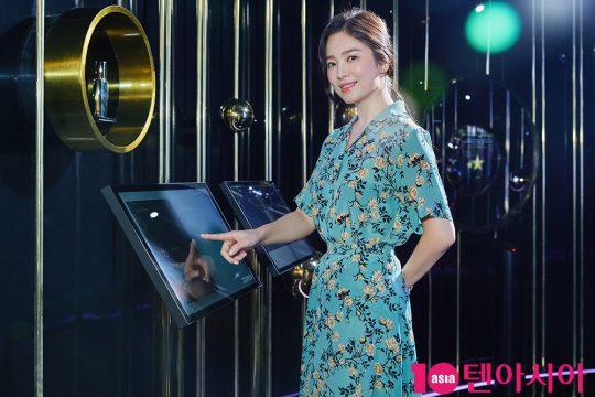 Xinh đẹp quyến rũ là thế, Song Hye Kyo cũng phải chào thua trước dấu hiệu lão hóa - Hình 5