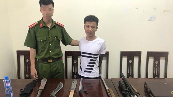 Bắt 3 nghi phạm ép chủ máy gặt lúa nộp lệ phí ở Nghệ An - Hình 2