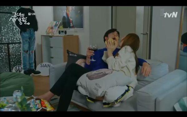 Bí mật nàng fangirl tập 12: Kim Jae Wook khóc sướt mướt bên Park Min Young vì mẹ ruột trở về? - Hình 5