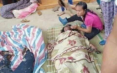 Đôi nam nữ bỏng nặng trong nhà ở Yên Bái : Người đàn ông đã tử vong - Hình 1