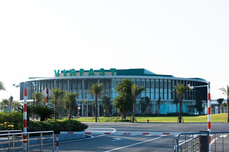 Đột nhập nhà máy ô tô VinFast sản xuất Lux SA2.0, Lux A2.0 - Hình 1