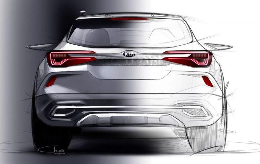 Kia tung bản vẽ của mẫu SUV cỡ nhỏ mới - sản phẩm nhắm vào thế hệ trẻ - Hình 1