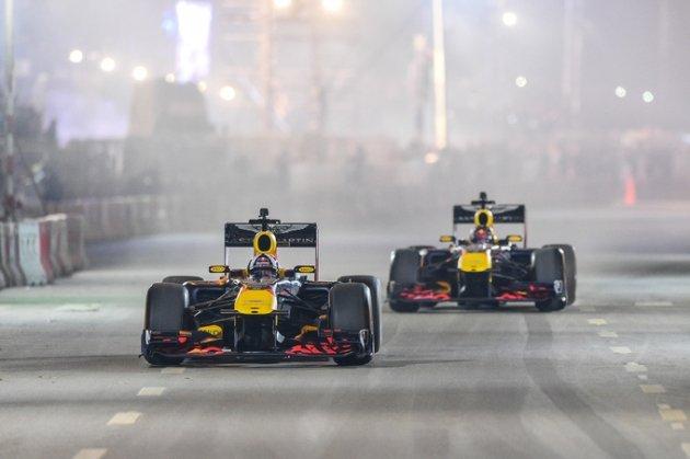 Mãn nhãn màn khuấy động đua xe F1 tại Hà Nội - Hình 3