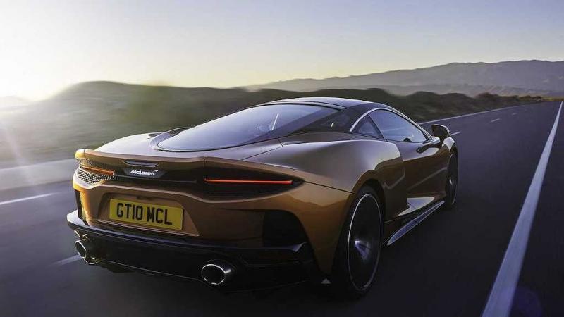 McLaren GT ra mắt: Bước đột phá của phân khúc xe du lịch hạng sang GT - Hình 16