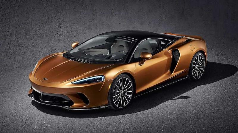 McLaren GT ra mắt: Bước đột phá của phân khúc xe du lịch hạng sang GT - Hình 1