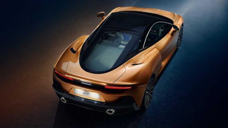 McLaren GT ra mắt: Bước đột phá của phân khúc xe du lịch hạng sang GT - Hình 13