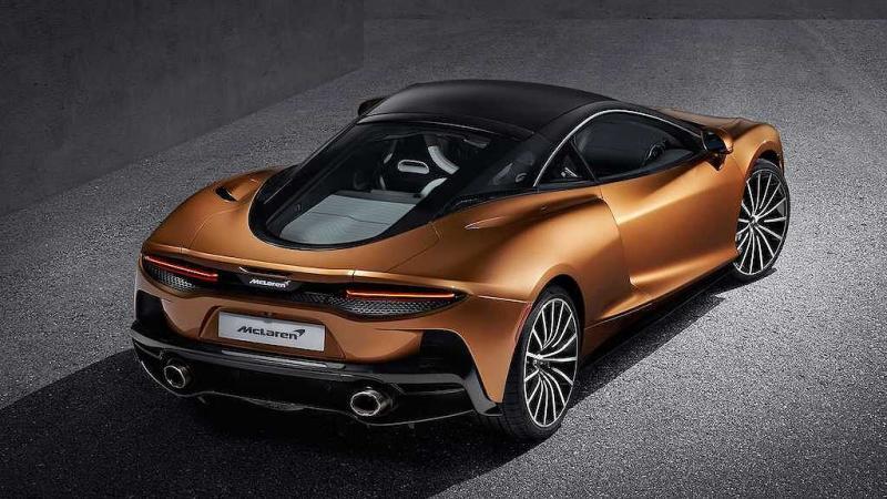 McLaren GT ra mắt: Bước đột phá của phân khúc xe du lịch hạng sang GT - Hình 14