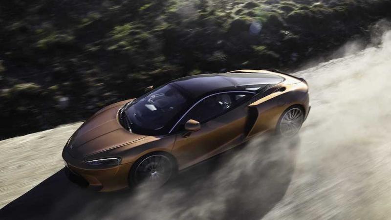 McLaren GT ra mắt: Bước đột phá của phân khúc xe du lịch hạng sang GT - Hình 15