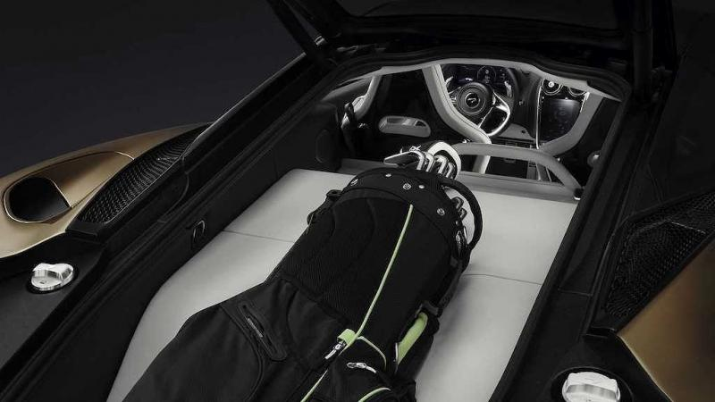 McLaren GT ra mắt: Bước đột phá của phân khúc xe du lịch hạng sang GT - Hình 3
