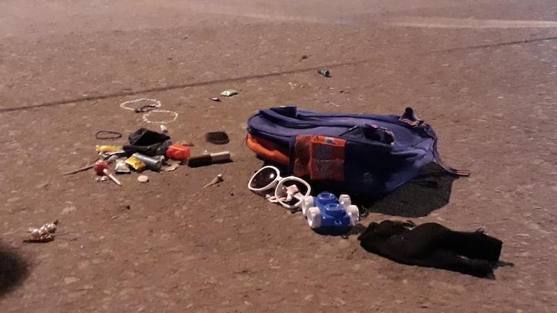 Quảng Trị : Tài xế ô tô tông cháu bé lớp 3 tử vong bị tạm giữ - Hình 3