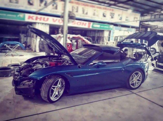 Siêu xe Ferrari California T sang chảnh hơn trong xiêm y mới sau thời gian dài phủ bụi - Hình 7