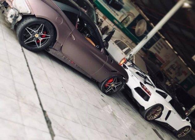 Siêu xe Ferrari California T sang chảnh hơn trong xiêm y mới sau thời gian dài phủ bụi - Hình 6