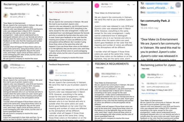 V-Queens dồn dập tạo áp lực cho Make Us: Mỗi tuần gửi email một đợt cho đến khi công ty này lên tiếng - Hình 2