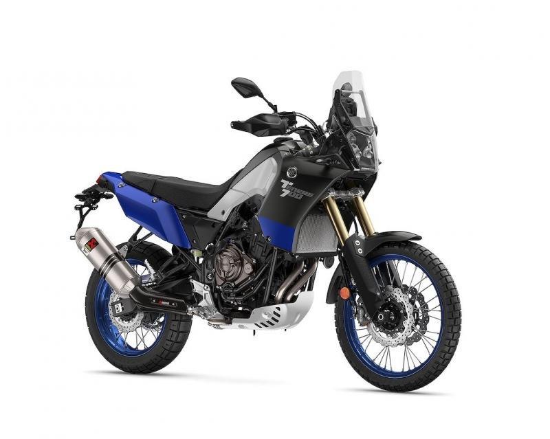Yamaha Tenere 700 độ trở thành xe đua rally hoặc xuyên lục địa - Hình 1