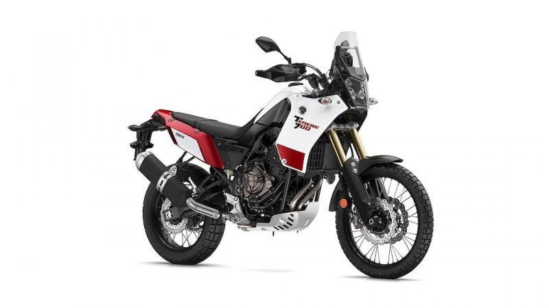 Yamaha Tenere 700 độ trở thành xe đua rally hoặc xuyên lục địa - Hình 3