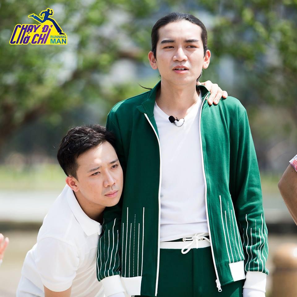 BB Trần đăng ảnh dìm hàng đuông dừa Trấn Thành, bất ngờ nhất là phản ứng của Ngô Kiến Huy! - Hình 1