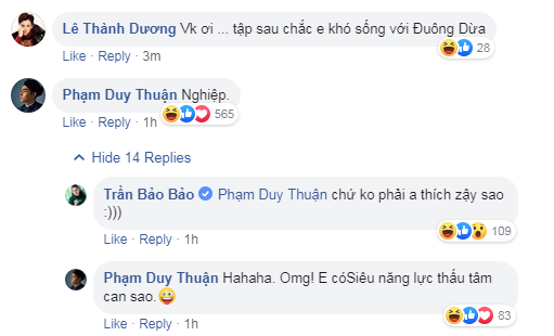 BB Trần đăng ảnh dìm hàng đuông dừa Trấn Thành, bất ngờ nhất là phản ứng của Ngô Kiến Huy! - Hình 4