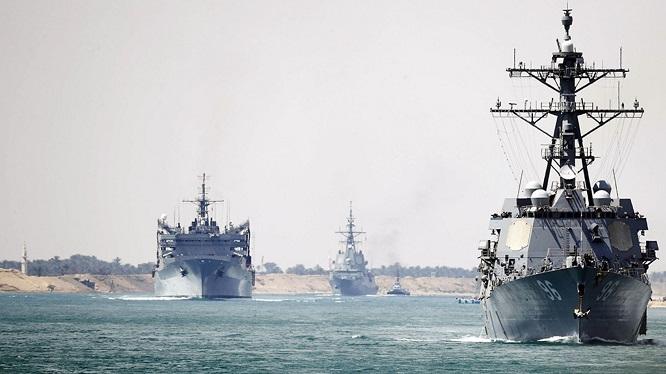 Căng thẳng Mỹ-Iran : Nhóm tác chiến tàu sân bay Washington đã vào vị trí, sẵn sàng phản ứng các mối đe doạ - Hình 1