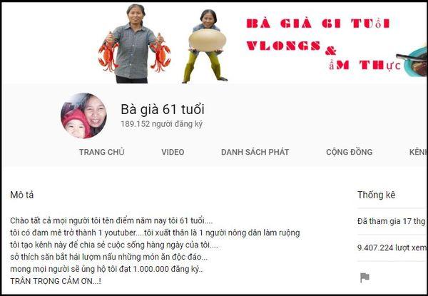Giản dị, chân chất và không cần giang hồ, những kênh Youtube Việt này vẫn có hàng triệu view! - Hình 4