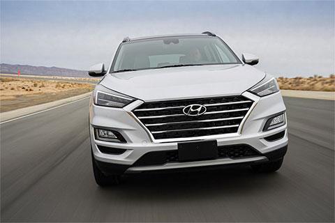 Hyundai Tucson 2019 ra mắt khách Việt với kiểu dáng chất lừ, quyết đấu Mazda CX-5 - Hình 6