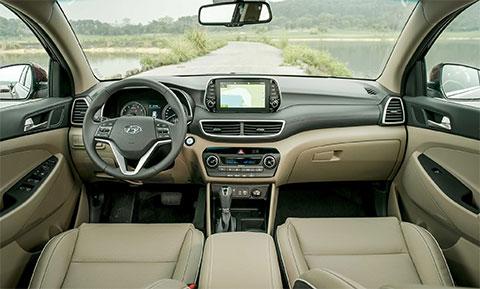 Hyundai Tucson 2019 ra mắt khách Việt với kiểu dáng chất lừ, quyết đấu Mazda CX-5 - Hình 5