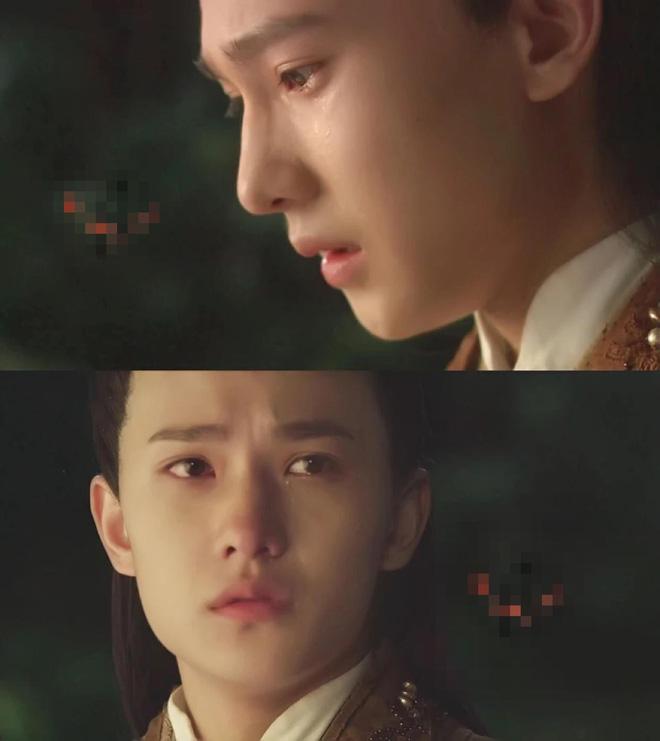 Khi nam thần Hoa ngữ khóc đến quên trời quên đất: Đặng Luân khóc thành mắt hai mí, Hoàng Cảnh Du rơi cả nước miếng - Hình 8
