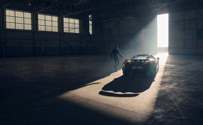 McLaren 600LT Spider ra mắt kỷ niệm chiếc xe thứ 20.000 xuất xưởng - Hình 3
