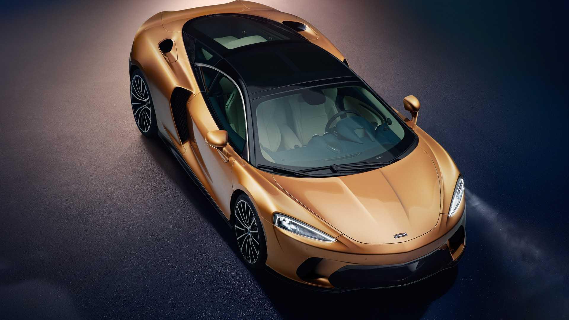 Siêu xe mclaren gt mạnh 620 mã lực ra mắt, giá từ 210.000 usd - Hình 2