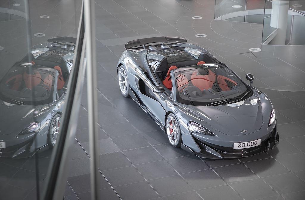 Siêu xe McLaren kỷ nguyên mới thứ 20.000 vừa ra lò nói lên điều gì? - Hình 1