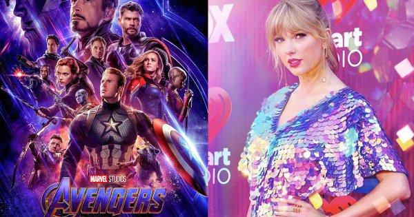 Taylor Swift tiếc hùi hụi vì không được mời hát nhạc phim Avengers: End Game - Hình 1