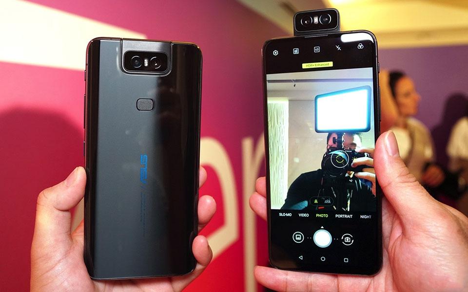Trên tay Asus Zenfone 6: Camera có thể lật, pin khổng lồ, chip Snapdragon 855, giá mềm - Hình 1