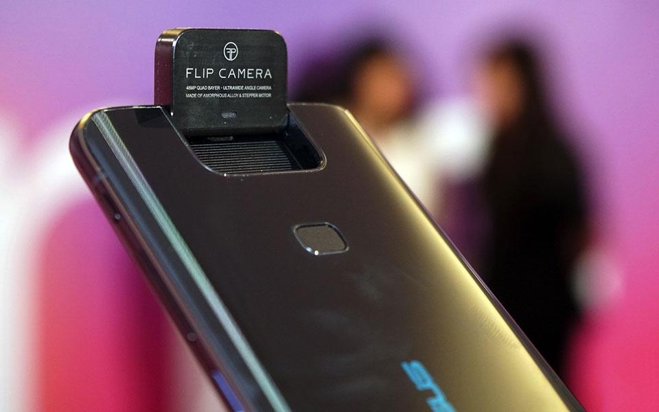Trên tay Asus Zenfone 6: Camera có thể lật, pin khổng lồ, chip Snapdragon 855, giá mềm - Hình 8