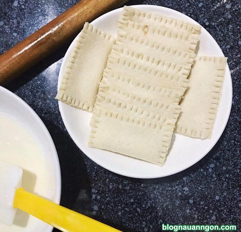 Trổ tài làm ngay món bánh sandwich sữa chua Đài Loan đang gây sốt cho cả nhà ăn vặt! - Hình 3