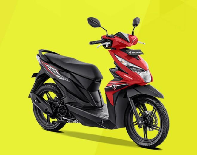 Xe ga 2019 Honda Beat ra loạt màu mới, giá rẻ từ 25 triệu đồng - Hình 6