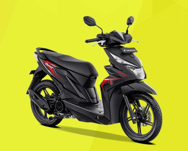 Xe ga 2019 Honda Beat ra loạt màu mới, giá rẻ từ 25 triệu đồng - Hình 5