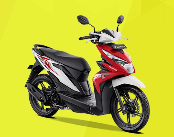 Xe ga 2019 Honda Beat ra loạt màu mới, giá rẻ từ 25 triệu đồng - Hình 2