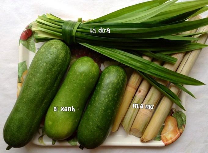 2 cách nấu Trà Bí Đao giải nhiệt cho mùa hè - Hình 3