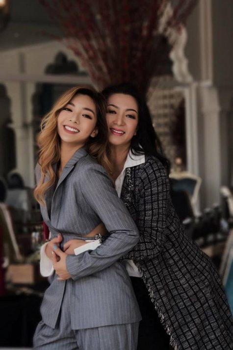 6 cô con gái xinh đẹp của các Hoa hậu, Á hậu một thời - Hình 2