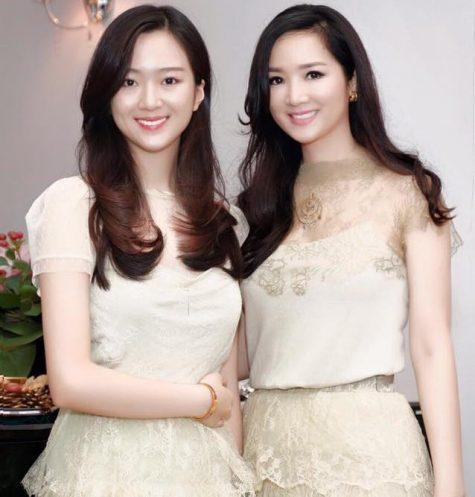 6 cô con gái xinh đẹp của các Hoa hậu, Á hậu một thời - Hình 25