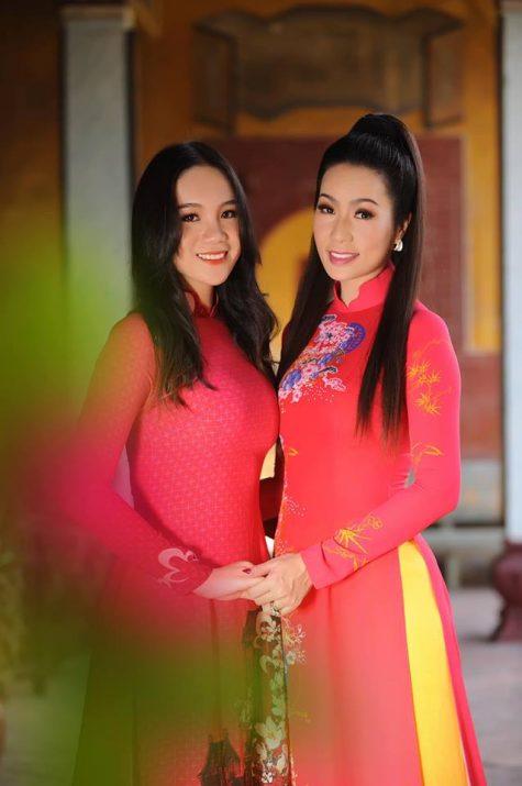 6 cô con gái xinh đẹp của các Hoa hậu, Á hậu một thời - Hình 43