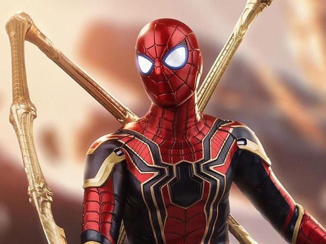 8 câu hỏi thú vị về bộ giáp Iron Spider do Iron Man chế tạo - Hình 1